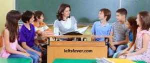 Some people think that teachers should be responsible for teaching students to judge what is right and wrong so that they can behave well. Others say that teachers should only teach students academic subjects. Discuss both views and give your opinion.