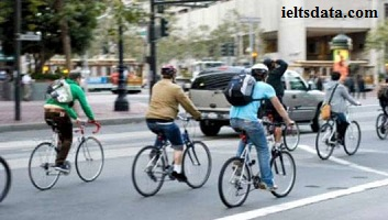 In some countries the number of people using bikes as main transport mode is decreasing, even though it is so beneficial. Why is this so? How can people be encouraged to use more bicycles?