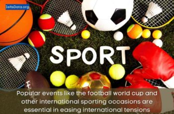 Popular events like the footballworld cup and other internationalsporting