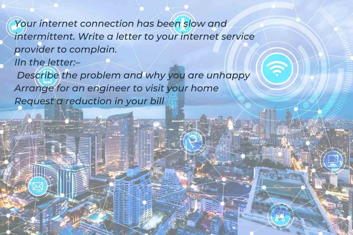 Your Internet Connection Has Been Slow and Intermittent